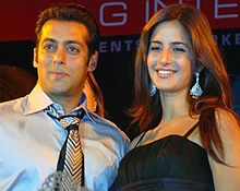 Salman khan dating history