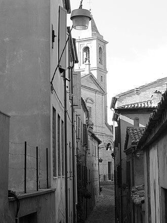 Saludecio - Image: Saludecio 07
