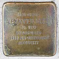 Salzburg - Altstadt - Max-Reinhardt-Platz Stolperstein Moissi - 2020 09 09.jpg