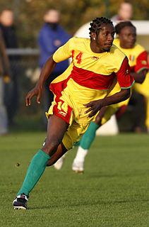 Sambégou Bangoura Guinean footballer
