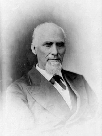 Samuel Shellabarger (congressman) - Image: Samuel Shellabarger cph.3a 00889