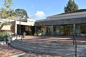 San Dimas, California - The city hall of San Dimas