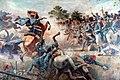 San Martino della Battaglia - Fresco 1866 Custoza 1.jpg