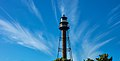 Sanibel Lighthouse under beautiful skies (8297614721).jpg