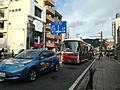 Sanjo-dori Street near Keihan-Sanjo Station 20150919.jpg