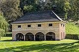 Sankt Georgen am Längsee Sankt Martin 3 Wirtschaftsgebäude 12092018 4619.jpg