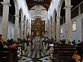 Santa Catalina cathedral, inner view (Cartagena, Columbia).jpg
