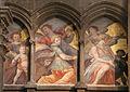Santi di tito, angeli musicanti, 1589, 01.JPG