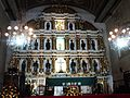 Santo Niño Church and Convent Altar Cebu City.JPG