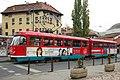 Sarajevo Tram-206 Line-3 2011-10-28 (3).jpg