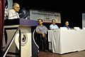 Saroj Ghose Addressing - Opening Ceremony - Rabindranather Bigyan Bhabna Exhibition - BITM - Kolkata 2015-05-09 6378.JPG