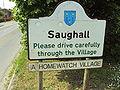 Saughall sign - DSC06468.JPG