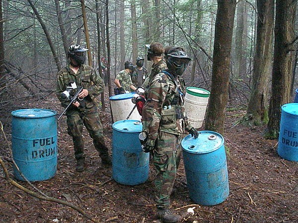 Critical Writing Help: subculture of paintball enthusiasts?