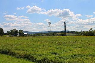 Rockefeller Township, Northumberland County, Pennsylvania Township in Pennsylvania, United States