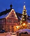 Schöckingen Rathaus Weihnachten 2010.jpg