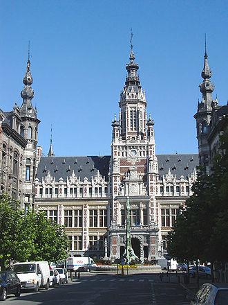 Schaerbeek - Schaerbeek town hall