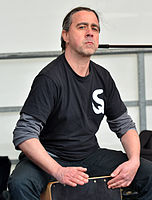 Schlagsaiten-Quantett - Guido Breidt – 825. Hamburger Hafengeburtstag 2014 02.jpg