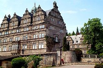 Schloss Hotel Bad Soden Allendorf