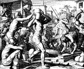 Schnorr von Carolsfeld Bibel in Bildern 1860 044