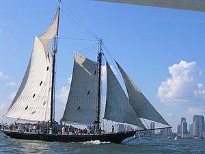 New York Diesel >> Pioneer (schooner) - Wikipedia