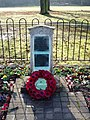 Scout War Memorial, Churchfields Recreation Ground, Hanwell - geograph.org.uk - 1164933.jpg