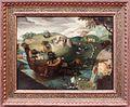Scuola dei paesi bassi medidionali, paesaggio antropomorfo, donna, 1550-1600 ca. 01.JPG
