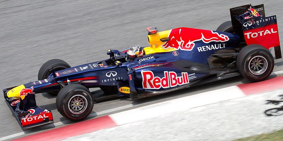 Sebastian Vettel 2012 Malaysia FP2