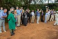 Secretary Kerry Takes Photos of a Group of Baby Elephants at the Sheldrick Elephant Orphanage (17171820839).jpg