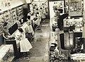 Section of the main showroom inside F. W. Nissen jewellery store in Brisbane, Queensland, ca. 1950 (8492478193).jpg