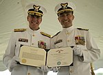 Sector Long Island Sound holds change of command ceremony 130628-G-AE983-194.jpg