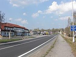 Asch Tschechien silnice i 64