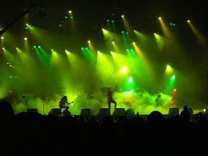 Sentenced - Image: Sentenced, Wacken Open Air 2005