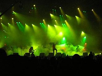Sentenced - Image: Sentenced, Wacken Open Air 2005
