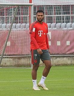 Serge Gnabry German footballer