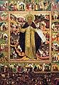 Sergius of Radonezh vita icon (17 c., Yaroslavl museum).jpg
