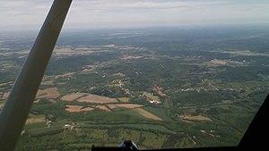 Serpent Mound crater - Serpent Mound Crater.