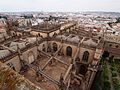 Seville Cathedral Viewed from the Tower - 2013.07 - panoramio.jpg