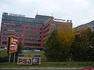 Seznam.cz - Seznam.cz branch in Brno-Štýřice
