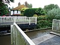 Sheffield Bottom Swing Bridge, Kennet and Avon Canal - geograph.org.uk - 1149647.jpg