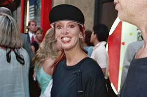 Shelley Duvall - Shelley Duvall in 1990
