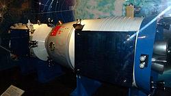 Kina gor sin andra rymdresa