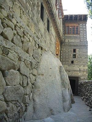 Shigar Fort - Shigar fort in Shigar near Skardu, Baltistan, Pakistan