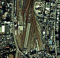 Shinagawa station tokyo japan 1984 aerial.jpg