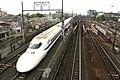 Shinkansen from Kyoto - panoramio.jpg