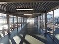 Ship entry corridor at Viking Line terminal in Helsinki.jpg