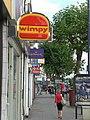 Shop signs, High Road N12 - geograph.org.uk - 1326674.jpg