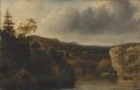 Shore with Steep Cliffs (Allaert van Everdingen) - Nationalmuseum - 17424.tif