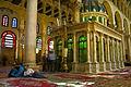 Shrine of John the Baptist, Great Umayyid Mosque, Damascus.jpg