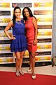 Shruti Haasan & Suchitra Pillai at Phoenix Marketcity 01.jpg