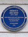 Sidney Bechet 1897-1959 New Orleans Jazz Pioneer Saxophonist & Clarinetist lived here 1922.jpg